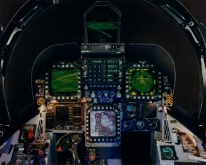 F/A-18 Cockpit