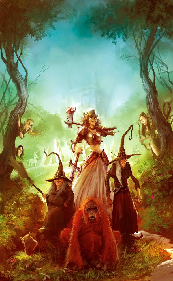 Discworld Poster Art 04