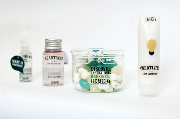 Emotional Remedy Packaging Design 02 by Beatrice Menis via YouTheDesigner.com