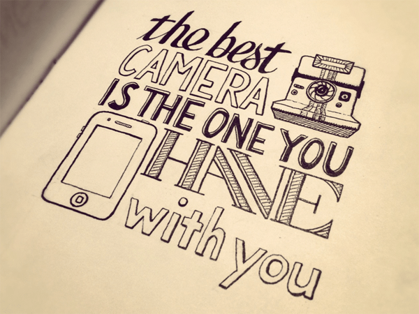 Hand Lettering Quotes by Sean McCabe via YouTheDesigner