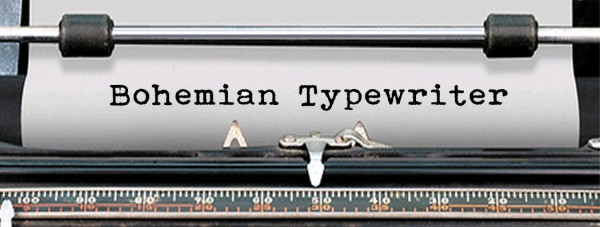 Bohemian Typewriter via YouTheDesigner