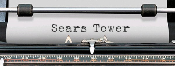 Sears Tower via YouTheDesigner