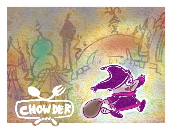 """Chowder"" by hot-choc via YouTheDesigner"