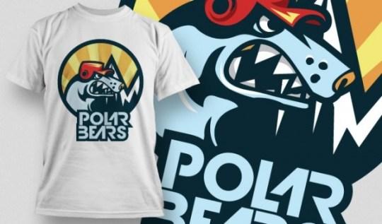 vector tshirt design via designious