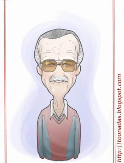 """Stan Lee"" by Ferlancer"