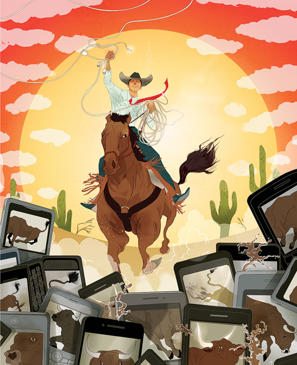 """Mobile Wrangler,"" Computer World 