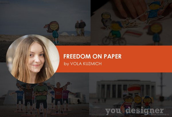 Freedom On Paper by Vola Kuzmich