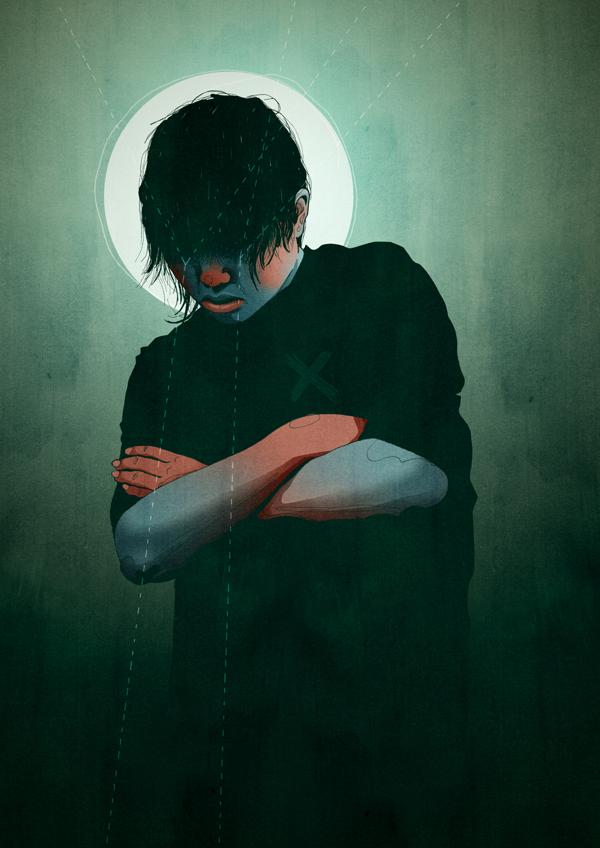 Tobias Hall Illustration
