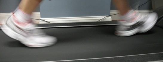 Mr. T in DC via photopin cc  - Treadmill