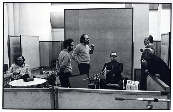 Gruppo di Improvvisazione Nuova by Roberto Masotti