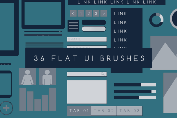 UI DESIGN BRUSH img