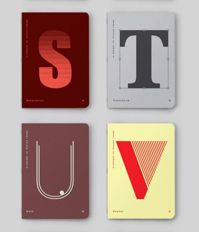 Glossary of Design Terms by Volkan Olmez