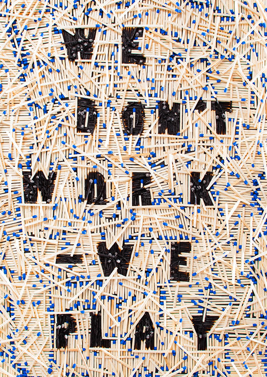 We Don't Work - We Play