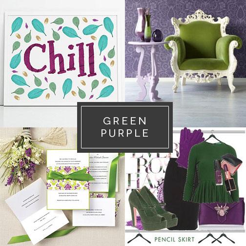 greenpurple