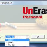 Avira UnErase Personal Dosya Kurtarma Programı