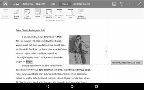 WPS Office + PDF bedava (475 x 297)