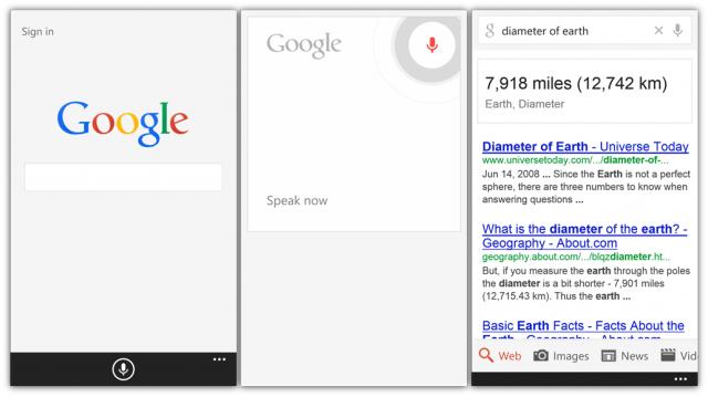 google-search-app-indir