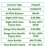 Safaricom App Android