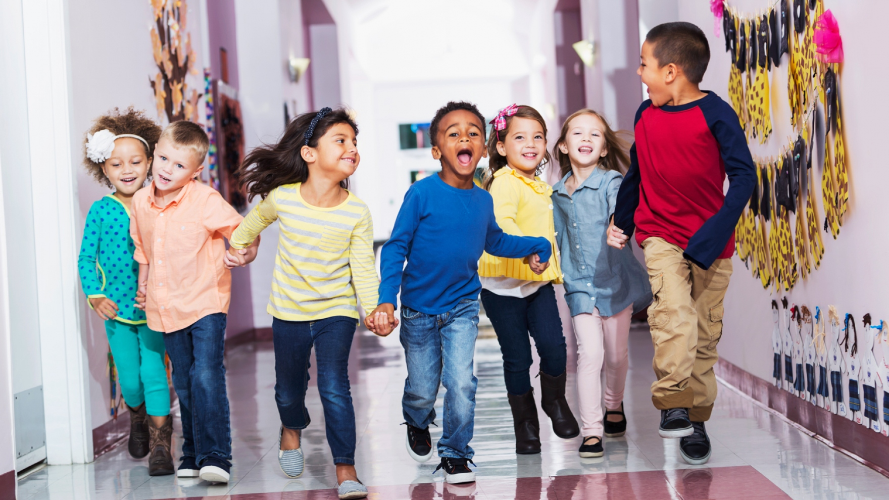 Classroom Friendships May Offset Effects Of Punitive