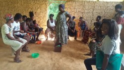 Togbe Community Resilience Livelihood