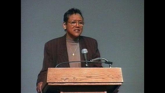 Elaine Brown Slave