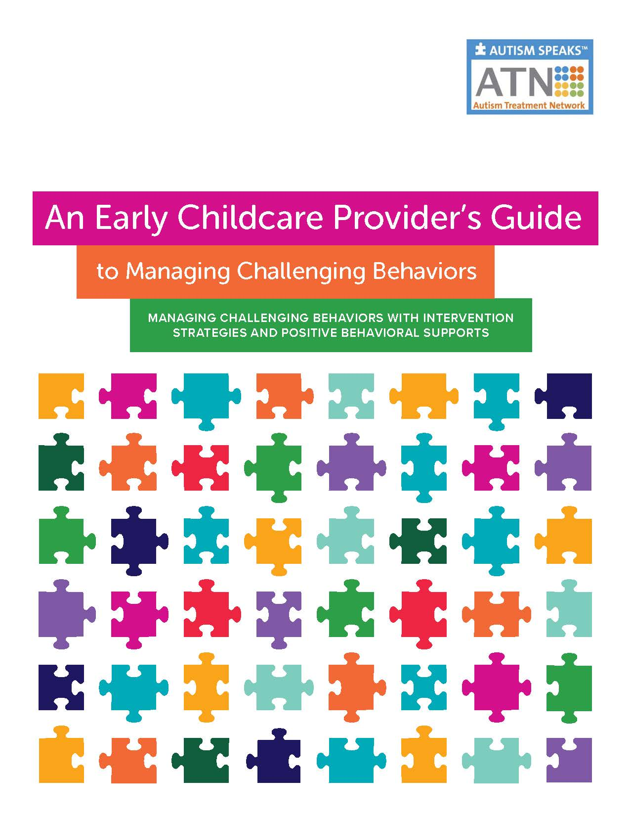 Early Childcare Provider s Toolkit – ucucedd