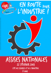 Les assises de l'industrie