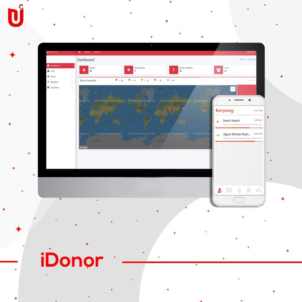 Aplikasi iDonor