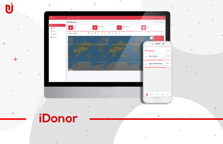 iDonor Our Product