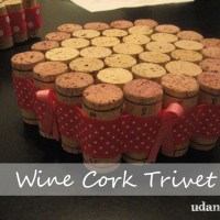 Make It: Wine Cork Trivet