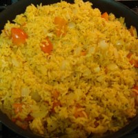 Recipe: Mexican Rice