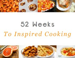 52 weeks to inspired cooking