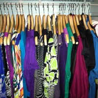My Colorful Closet
