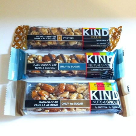 Kind Healthy Snack bars udandi.com