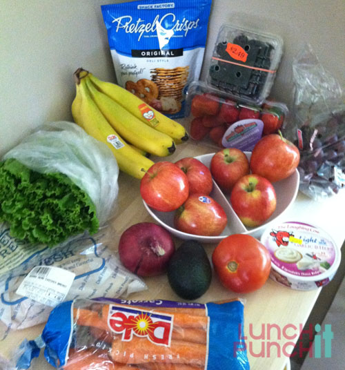 produce by LunchItPunchIt.com