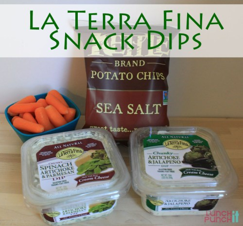 La Terra Fina Snack Dip | lunchitpunchit.com