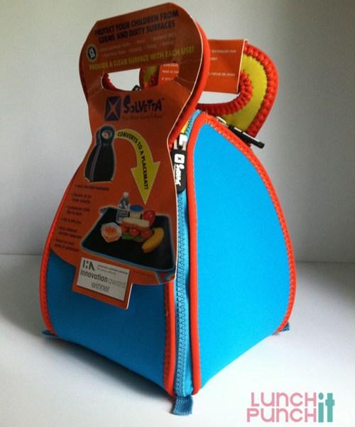 solvetta lunch bag | LunchItPunchIt.com
