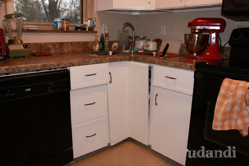udandi's old kitchen