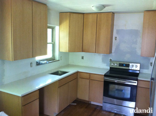 #udandiKitchen counters from #HomeDepot are an ordeal