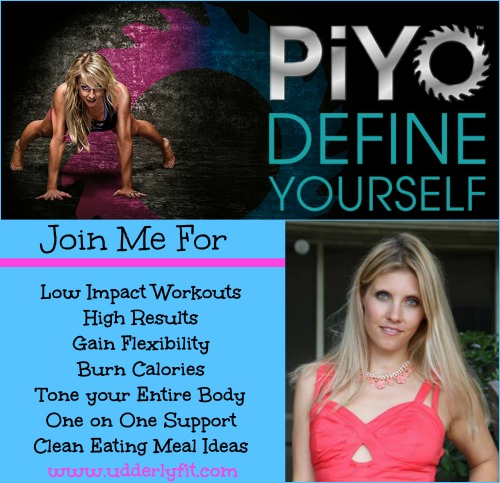PiYo Workout:  Low Impact - High Results