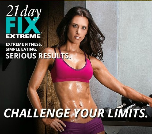 21 Day Fix Extreme