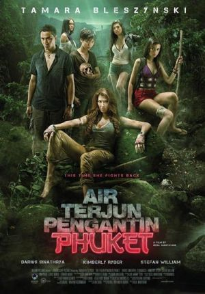 Poster Air Terjun Pengantin Phuket