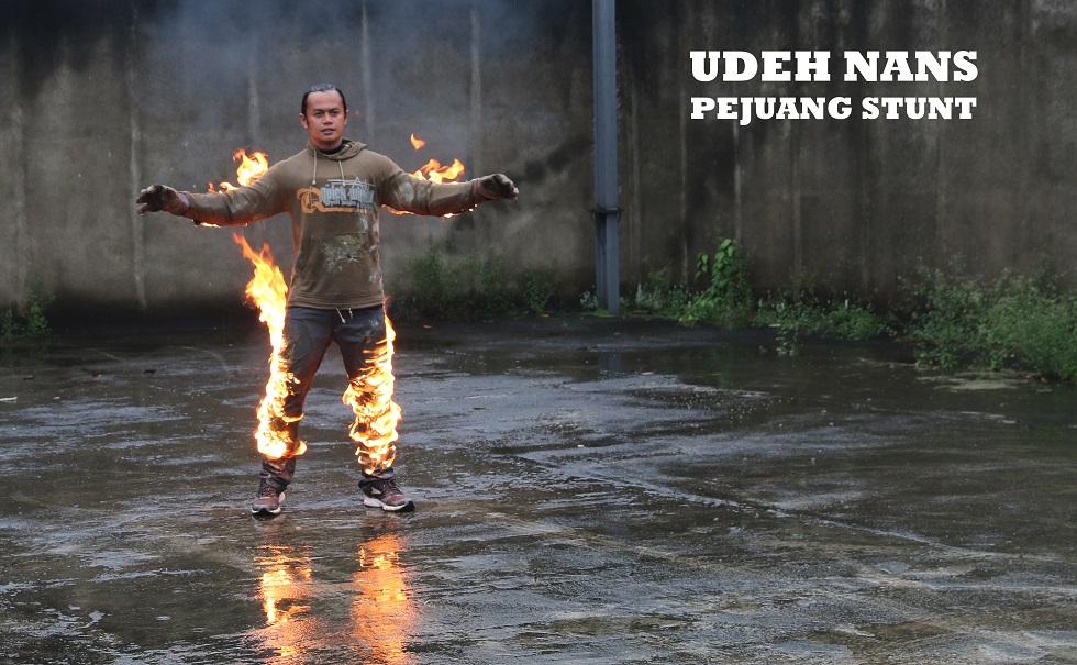 Fire Stunt Training