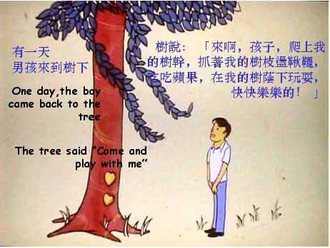 Cerita motivasi serang anak lelaki & pohon apel ketiga