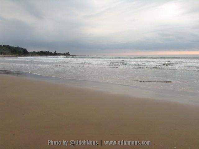 Backpacker ke Pantai Sawarna 22