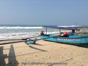 Wisata Pantai Legon Pari Sawarna