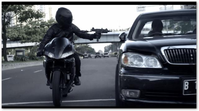 Stuntman Indonesia
