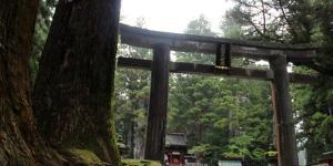 Mengunjungi Pusara Dewa Shogun Tokugawa