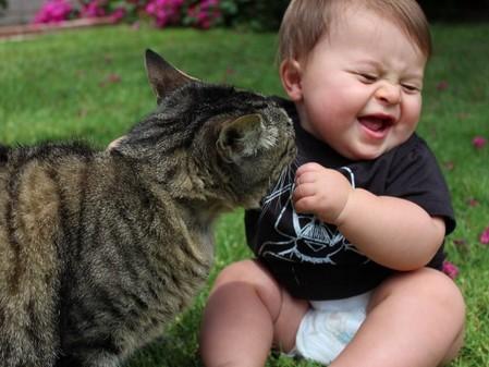Anak yang Dibesarkan Oleh Binatang