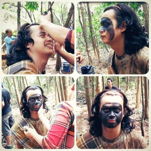 Make Up Stuntman